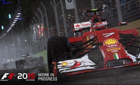 F1 2015 Ekran Görüntüleri - 4