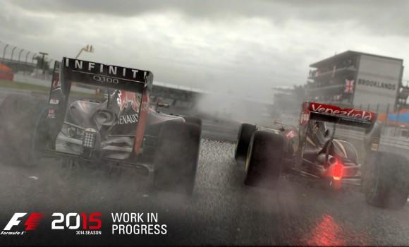 F1 2015 Ekran Görüntüleri - 3