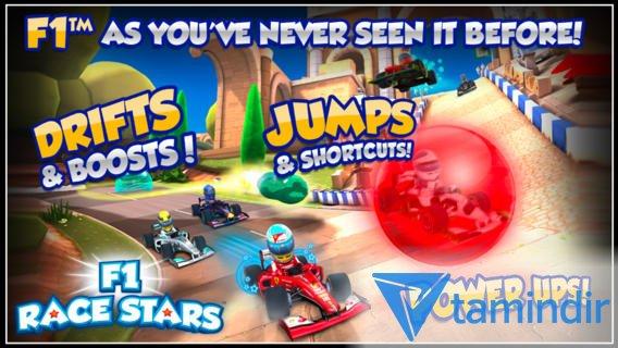 F1 Race Stars Ekran Görüntüleri - 5
