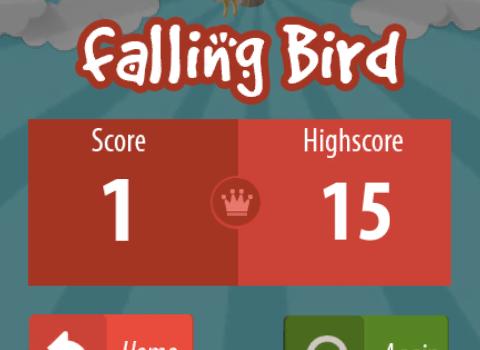 Falling Bird Ekran Görüntüleri - 1
