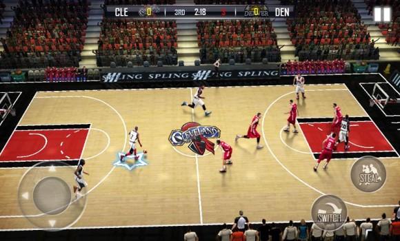 Fanatical Basketball Ekran Görüntüleri - 1