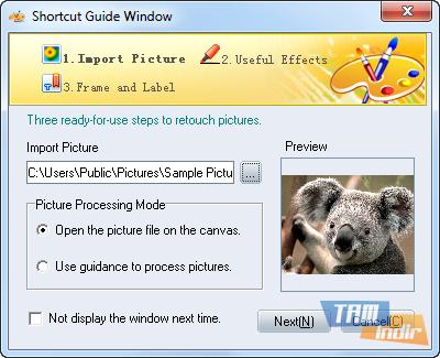 FantaPhoto Ekran Görüntüleri - 1