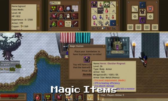 Fantasy Tales Online Ekran Görüntüleri - 6