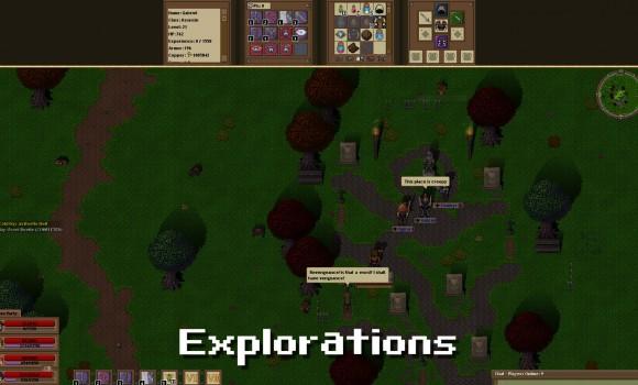 Fantasy Tales Online Ekran Görüntüleri - 4
