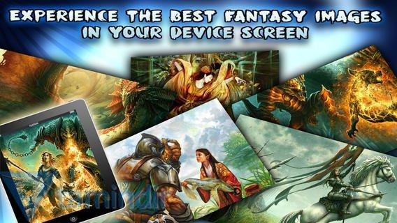 Fantasy Wallpaper Ekran Görüntüleri - 5