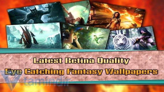 Fantasy Wallpaper Ekran Görüntüleri - 4
