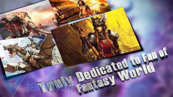 Fantasy Wallpaper Ekran Görüntüleri - 3