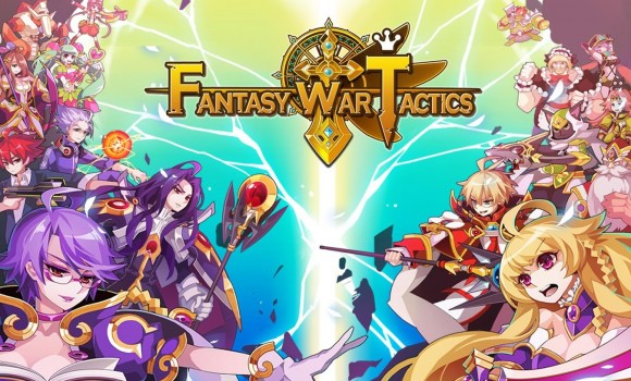 Fantasy War Tactics Ekran Görüntüleri - 7