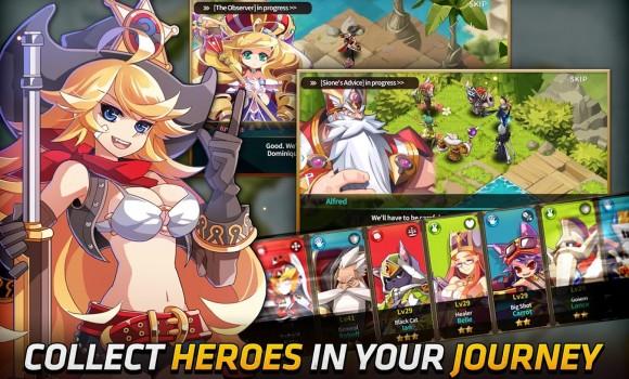 Fantasy War Tactics Ekran Görüntüleri - 5