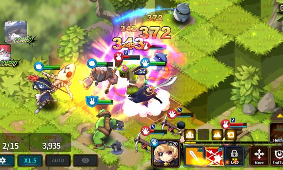 Fantasy War Tactics Ekran Görüntüleri - 2