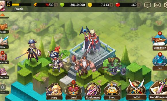Fantasy War Tactics Ekran Görüntüleri - 1