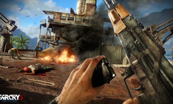 Far Cry 3 Ekran Görüntüleri - 4
