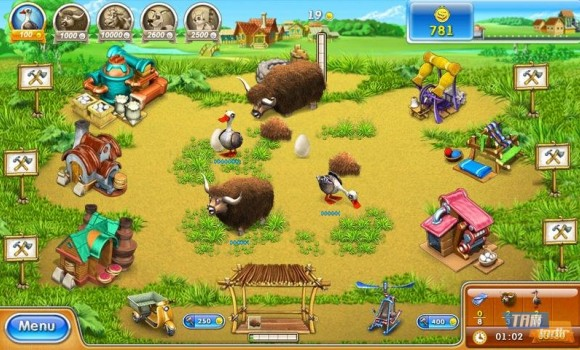 Farm Frenzy 3 Ekran Görüntüleri - 3