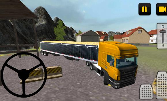 Farm Truck 3D: Wheat Ekran Görüntüleri - 5