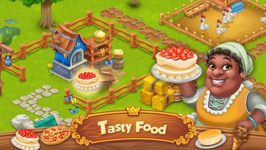 Farm Village: Middle Ages Ekran Görüntüleri - 2