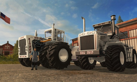 Farming Simulator 17 - Big Bud Pack Ekran Görüntüleri - 1