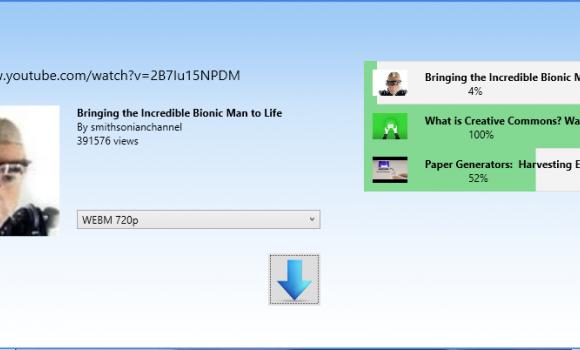 Fast YouTube Downloader Ekran Görüntüleri - 1