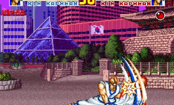 Fatal Fury Special Ekran Görüntüleri - 2