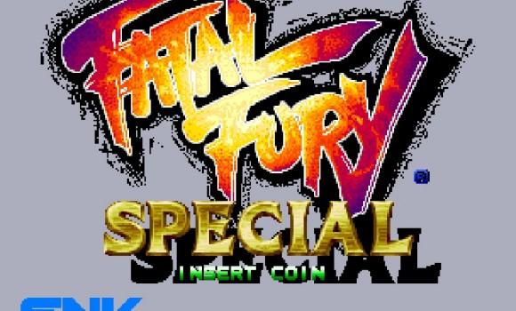 Fatal Fury Special Ekran Görüntüleri - 6
