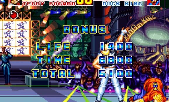 Fatal Fury Special Ekran Görüntüleri - 5
