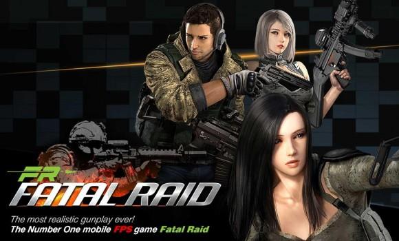 Fatal Raid Ekran Görüntüleri - 8