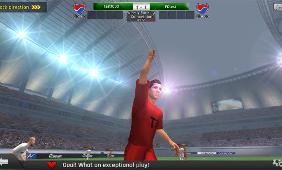 FC Manager Ekran Görüntüleri - 2