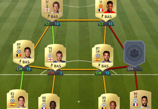 FIFA 17 Companion Ekran Görüntüleri - 4