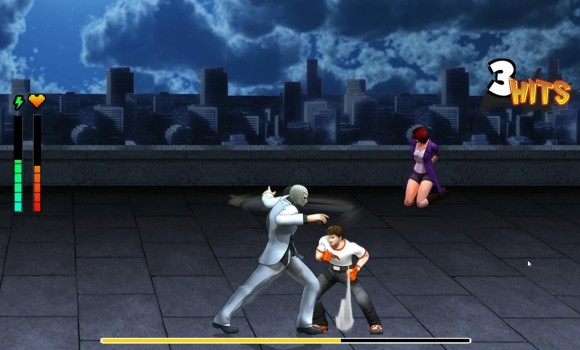 Fighters Unleashed Ekran Görüntüleri - 4