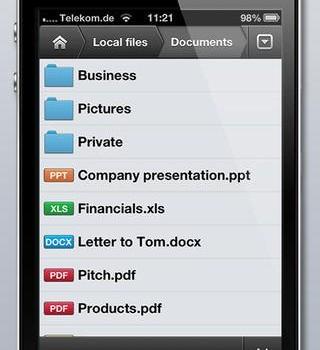 File Manager Pro App Ekran Görüntüleri - 5