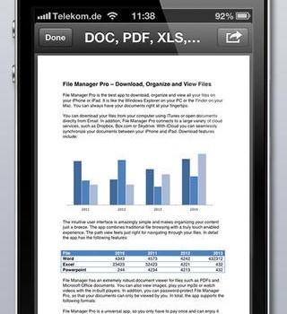 File Manager Pro App Ekran Görüntüleri - 4