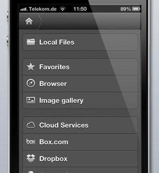 File Manager Pro App Ekran Görüntüleri - 2
