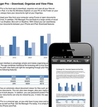 File Manager Pro App Ekran Görüntüleri - 1
