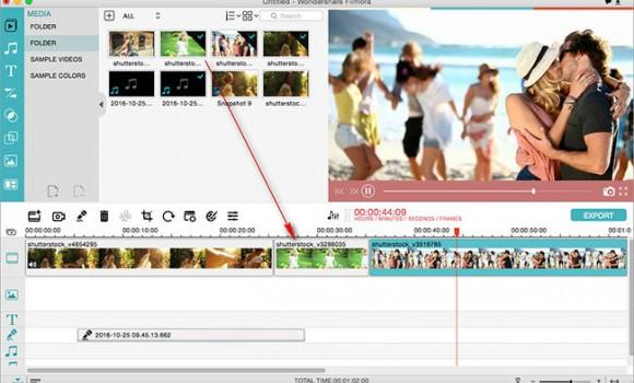 Filmora Video Editor Ekran Görüntüleri - 1