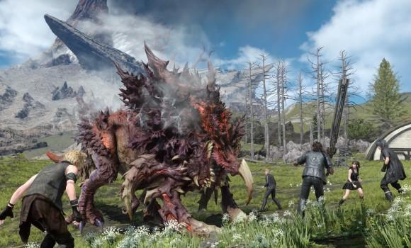 Final Fantasy 15 Ekran Görüntüleri - 3