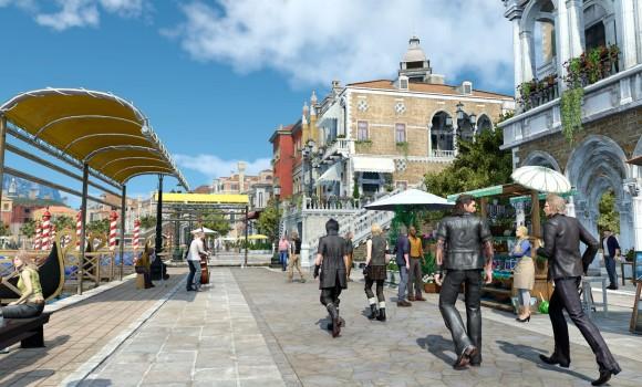 Final Fantasy 15 Ekran Görüntüleri - 1