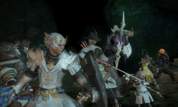 FINAL FANTASY XIV: A Realm Reborn Ekran Görüntüleri - 4