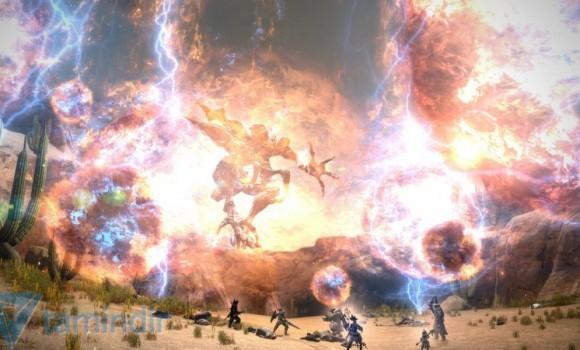 FINAL FANTASY XIV: A Realm Reborn Ekran Görüntüleri - 2