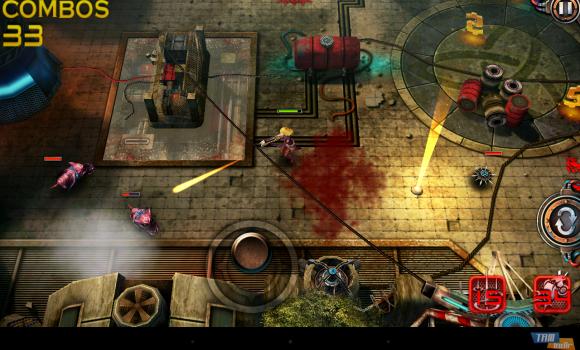 Final Fury: War Defense Ekran Görüntüleri - 7
