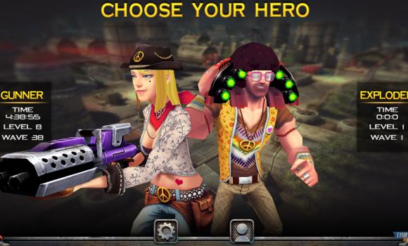 Final Fury: War Defense Ekran Görüntüleri - 5