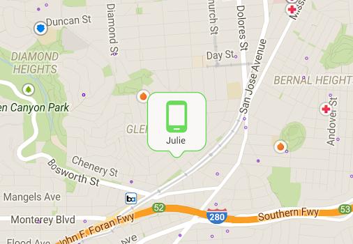 Find My Android Phone! Ekran Görüntüleri - 1