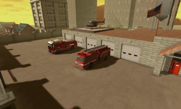Firefighter Simulator 3D Ekran Görüntüleri - 8