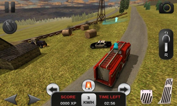Firefighter Simulator 3D Ekran Görüntüleri - 7