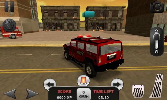 Firefighter Simulator 3D Ekran Görüntüleri - 3