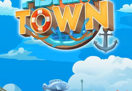 Fishing Town Ekran Görüntüleri - 5