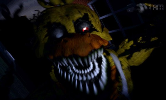 Five Nights at Freddy's 4 Ekran Görüntüleri - 1