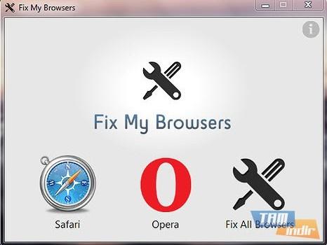Fix My Browsers Ekran Görüntüleri - 1