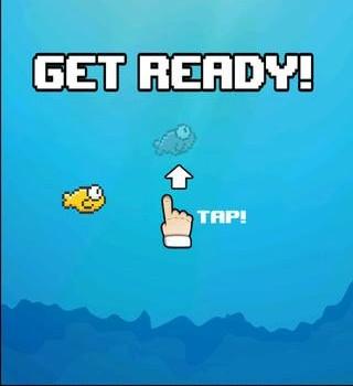 Flap Fish Ekran Görüntüleri - 2