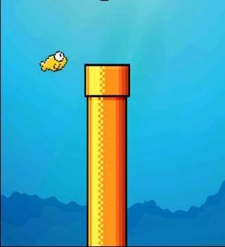 Flap Fish Ekran Görüntüleri - 1
