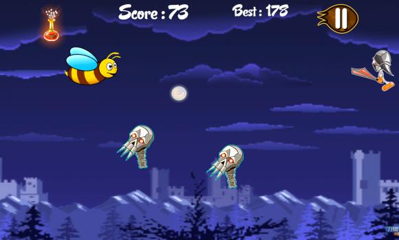 Flappy Bee Ekran Görüntüleri - 3