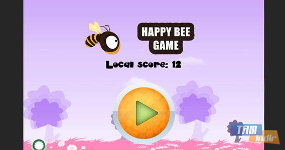 Flappy Bee Ekran Görüntüleri - 1